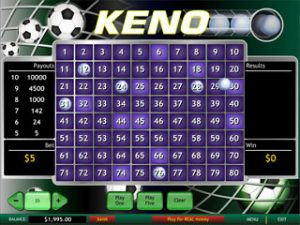 bet365-casino-keno-game