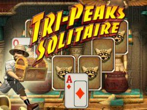 tri-peaks-solitaire