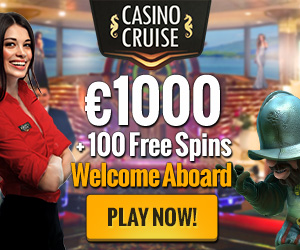 Cruise Casino Welcome Bonus